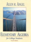 Image for Elementary Algebra for Collge Students and Student Solutions Manual and How to Study Package