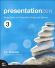 Image for Presentation Zen  : simple ideas on presentation design and delivery
