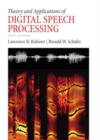 Image for Theory and applications digital speech processing