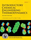 Image for Introductory chemical engineering thermodynamics