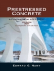 Image for Prestressed concrete  : a fundamental approach.