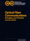 Image for Optical Fibre Communications : Principles and Practice