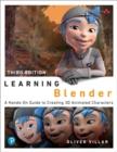 Image for Learning Blender