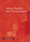 Image for Safety, health, and environment
