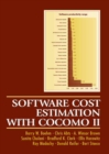 Image for Software Cost Estimation with COCOMO II (paperback)