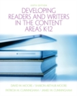 Image for Developing Readers and Writers in the Content Areas K-12