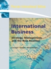 Image for International business  : strategy, management, and the new realities