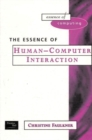 Image for The essence of human-computer interaction
