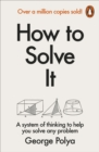 Image for How to solve it