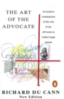 Image for The art of the advocate