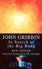 Image for In search of the big bang  : the life and death of the universe