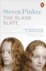 Image for The blank slate  : the modern denial of human nature