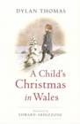 Image for A child's Christmas in Wales