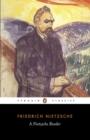 Image for A Nietzsche reader