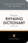 Image for The Penguin rhyming dictionary