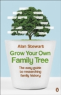 Image for Grow your own family tree  : the easy guide to researching family history
