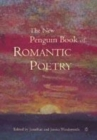 Image for The new Penguin book of romantic poetry