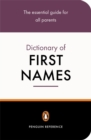 Image for The Penguin dictionary of first names