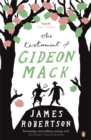 Image for The testament of Gideon Mack