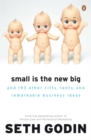 Image for Small is the new big  : and 183 other riffs, rants, and remarkable business ideas