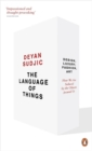 Image for The language of things
