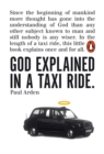 Image for God explained in a taxi ride