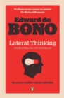 Image for Lateral thinking  : a textbook of creativity