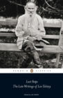 Image for Last steps  : the late writings of Leo Tolstoy