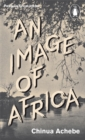 Image for An image of Africa  : and, The trouble with Nigeria