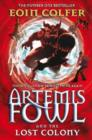 Image for Artemis Fowl and the lost colony