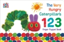 Image for The very hungry caterpillar finger puppet book