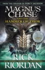 Image for Magnus Chase and the hammer of Thor