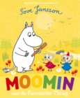 Image for Moomin and the favourite thing