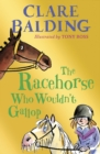 Image for The racehorse who wouldn't gallop