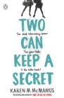 Image for Two can keep a secret