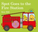 Image for Spot goes to the fire station