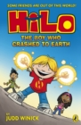 Image for The boy who crashed to Earth