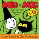 Image for Meg & Mog  : from 1 to 10 touch and feel counting book