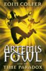 Image for Artemis Fowl and the time paradox