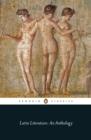 Image for Latin literature  : an anthology
