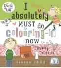 Image for I absolutely must do colouring-in now or drawing or sticking