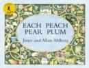 Image for Each peach pear plum