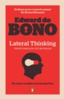 Image for Lateral thinking: a textbook of creativity