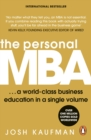 Image for The personal MBA: a world-class business education in a single volume