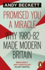 Image for Promised you a miracle: UK80-82