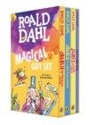 Image for Roald Dahl Magical Gift Set (4 Books) : Charlie and the Chocolate Factory, James and the Giant Peach, Fantastic Mr. Fox, Charlie and the Great Glass Elevator