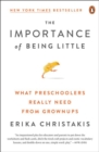Image for The importance of being little  : what preschoolers really need from grownups