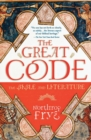 Image for The Great Code : The Bible and Literature