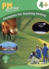 Image for PM Writing 4 + Exemplars for Teaching Writing