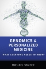 Image for Genomics and personalized medicine
